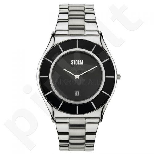 Vyriškas laikrodis Storm Slimrim XL Black