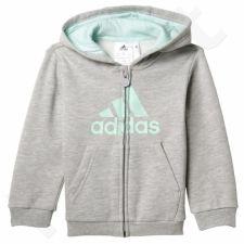 Bliuzonas  Adidas Favourite Full Zip Hoodie Kids AY6005