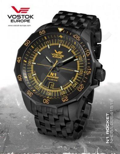 Vyriškas laikrodis Vostok Europe N1 Rocket NH35A-2254151B