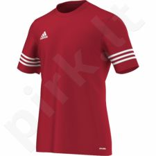 Marškinėliai futbolui Adidas Entrada 14 Junior F50485