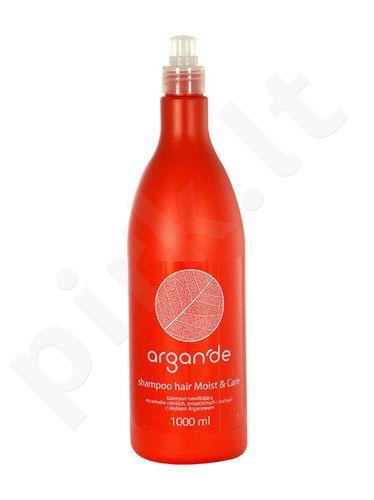 Stapiz Argan De Moist & Care šampūnas, kosmetika moterims, 1000ml