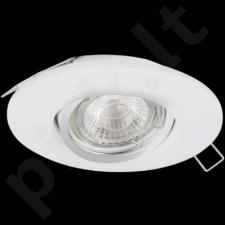 Įleidžiamas šviestuvas EGLO 95354 | TEDO 1