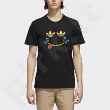 Marškinėliai adidas Originals Skateboarding Island Delight Tee M CF5832