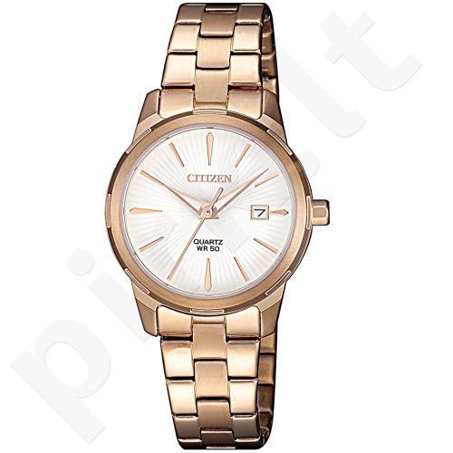 Moteriškas laikrodis Citizen EU6073-53A