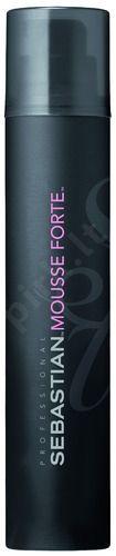 Sebastian Professional Mousse Forte, plaukų putos moterims, 200ml
