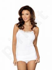 Babell medvilniniai marškinėliai OTI (baltos spalvos)