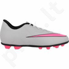 Futbolo bateliai  Nike Mercurial Vortex II FG-R Jr 651642-060