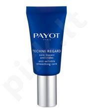 Payot Techni Regard nuo raukšlių Smoothing Care, kosmetika moterims, 15ml