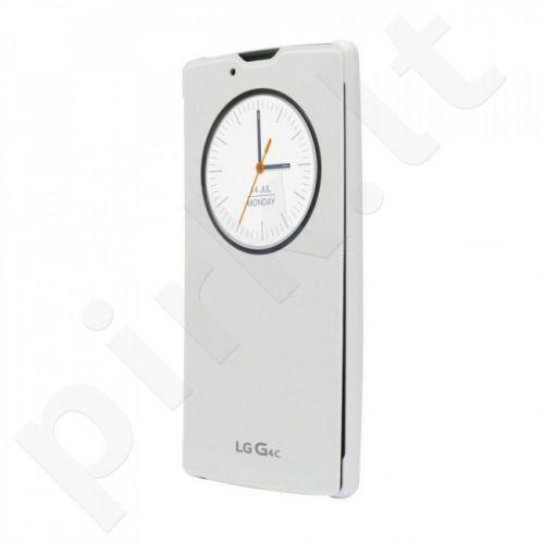 LG G4 C Quick Circle dėklas CCF-600.AGEUWH juodas
