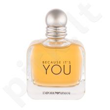 Giorgio Armani Emporio Because It´s You, EDP moterims, 100ml