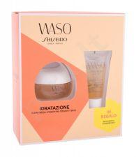 Shiseido Clear Mega, Waso, rinkinys dieninis kremas moterims, (Daily Facial Care 50 ml + Quick Gentle prausiklis 30 ml)