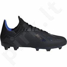 Futbolo bateliai Adidas  X 18.3 FG Jr D98184