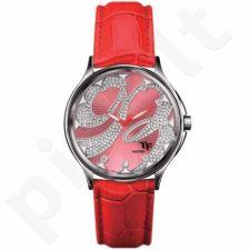 Moteriškas laikrodis Romanson HL5154 MW RED