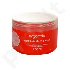 Stapiz Argan De Moist & Care Mask, kosmetika moterims, 250ml