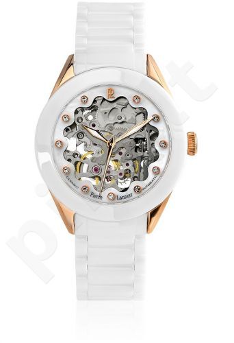 Laikrodis PIERRE LANNIER - COLLECTION CERAMIC - STAINLESS STEEL - AUTOMAT - 36 mm - WR:3 ATM