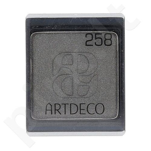 Artdeco Art Couture Long-Wear akių šešėliai, kosmetika moterims, 1,5g, (258 Satin Green Grey)