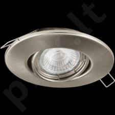 Įleidžiamas šviestuvas EGLO 95356 | TEDO 1