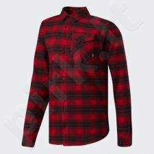 Marškinėliai adidas Originals Stretch Flannel Shirt M BR7936