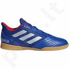 Futbolo bateliai Adidas  Predator 19.4 IN SALA Jr CM8551