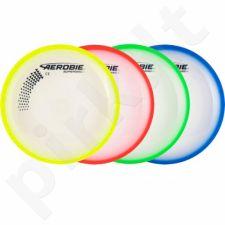 Talerz Frisbee Aerobie Superdisc 4 kol geltonas raudonas  žalia mėlynas 6046399