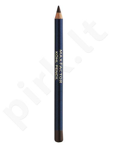 Max Factor akių kontūro pieštukas, kosmetika moterims, 1,3g, (050 Charcoal Grey)