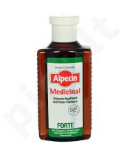 Alpecin Medicinal Forte Intensive Scalp And Hair Tonic, kosmetika moterims, 200ml