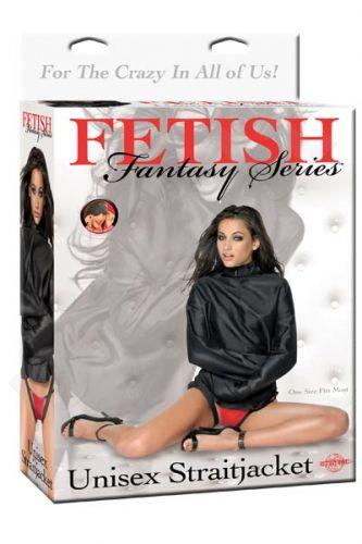 Fetish Fantasy Series Tramdomieji marškiniai (unisex)