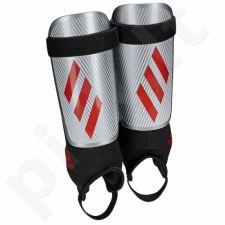 Apsaugos blauzdoms futbolininkams Adidas X Club DY0088