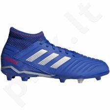 Futbolo bateliai Adidas  Predator 19.3 FG Jr CM8533