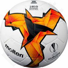Futbolo kamuolys Molten Replika UEFA Europa League F5U2810-K19