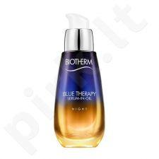 Biotherm Blue Therapy, Serum In Oil Night, veido serumas moterims, 30ml