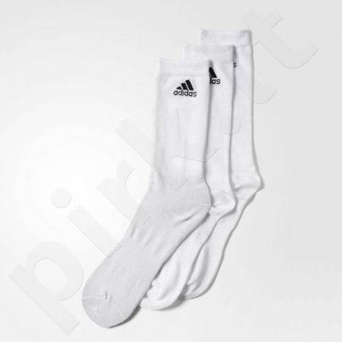 Kojinės Adidas Performance Thin Crew Socks 3 poros AA2329