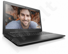 Lenovo 310-15ISK 15,6'' i3-6100U Intel® HD Graphics 4GB (DDR4) 500GB No OS Black