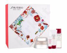 Shiseido Advanced Super Revitalizing, Bio-Performance, rinkinys dieninis kremas moterims, (Daily Facial Care 50 ml + Facial Serum ULTIMUNE 5 ml + Clarifying Cleansing Foam 15 ml + Treatment Softener 30 ml)