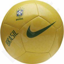 Futbolo kamuolys Nike Brasil CBF Skills SC3555 749