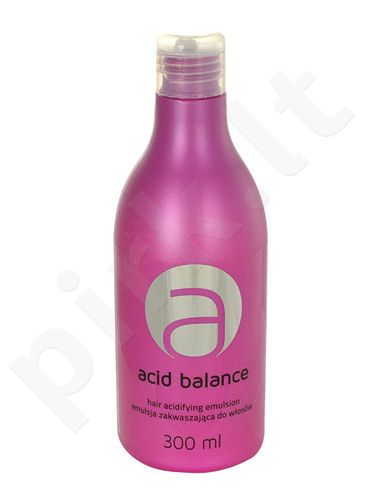 Stapiz Acid Balance Acidifying emulsija, kosmetika moterims, 300ml
