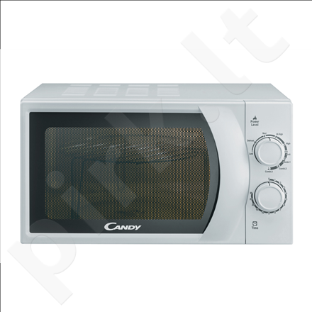 Candy CMG 2071M Microwave +Grill, Capacity 20L, Microwave 700W, Grill 900W, 6 power levels, Timer, White