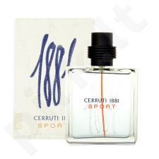 Nino Cerruti Cerruti 1881 Sport, EDT vyrams, 100ml