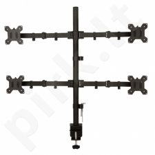 ART Holder for 4 LED/LCD MONITORS 13-27'' L-04N