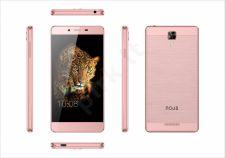 Telefonas NOUS NS5006 auksinis/rožinis