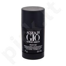 Giorgio Armani Acqua di Gio Profumo, pieštukinis dezodorantas vyrams, 75ml