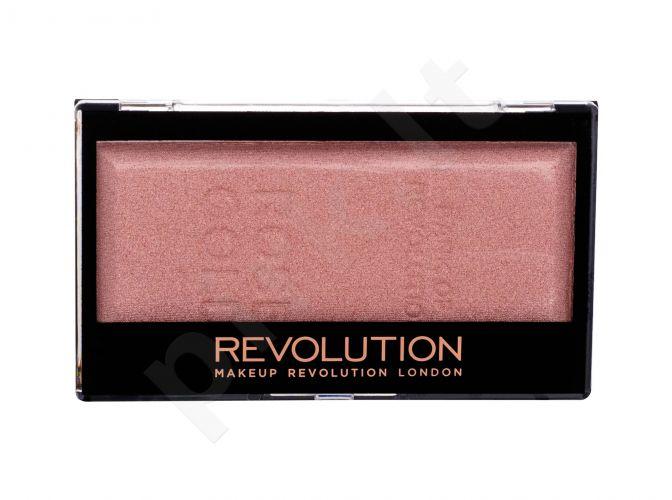 Makeup Revolution London Ingot, skaistinanti priemonė moterims, 12g, (Rose Gold)