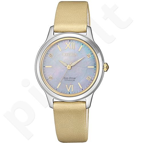 Moteriškas laikrodis Citizen EM0724-17Y