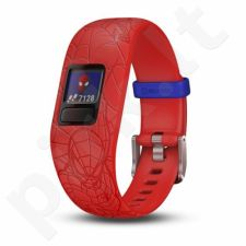 Garmin Vivofit JR. 2 Spider-man red (010-01909-16)