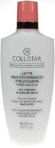 Collistar Special Normal And Dry Skins, Face-Eyes, veido valiklis moterims, 200ml