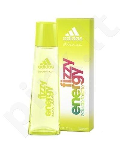 Adidas Fizzy Energy, tualetinis vanduo moterims, 30ml
