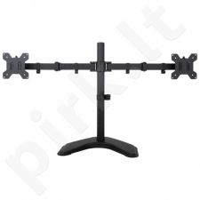 ART Holder L-21N for 2xLCD/LED MONITORS 13-27''
