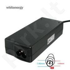 Whitenergy mait. šaltinis 18.5V/3.5A 65W kištukas 7.4x5.0 + pin HP Compaq