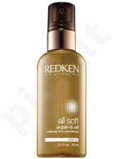 Redken All Soft Argan 6, 90ml, Argano aliejus