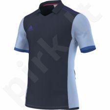 Marškinėliai futbolui Adidas Volzo 15 (XS-S) Junior S08962
